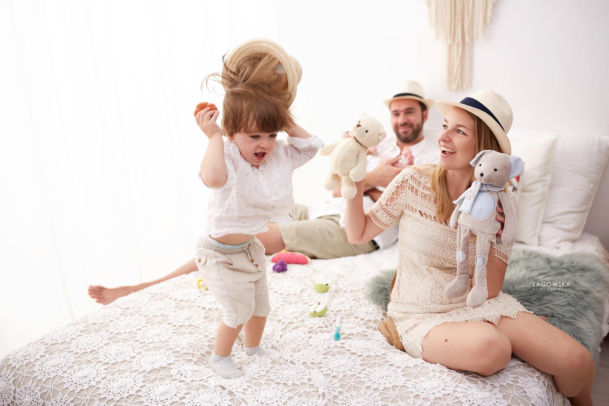 Sesje noworodkowe lifestyle